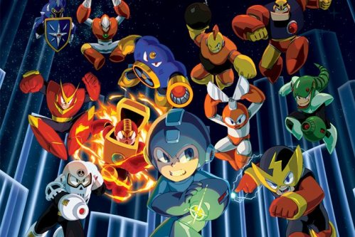 Mega Man X Legacy Collection 1 and 2' Update: New Armor and