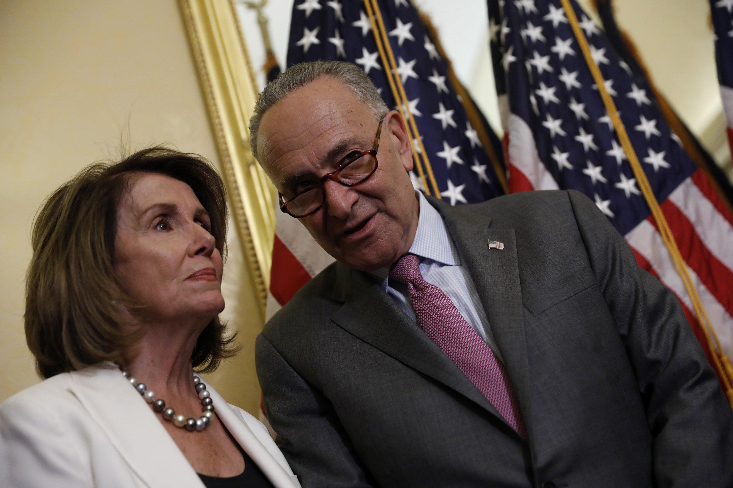 Nancy-Pelosi-Chuck-Schumer