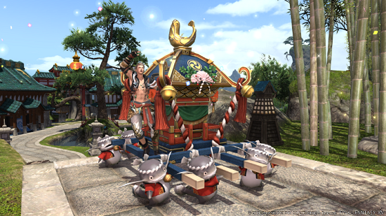 'Final Fantasy XIV' 4.3 Patch Notes: Under the Moonlight