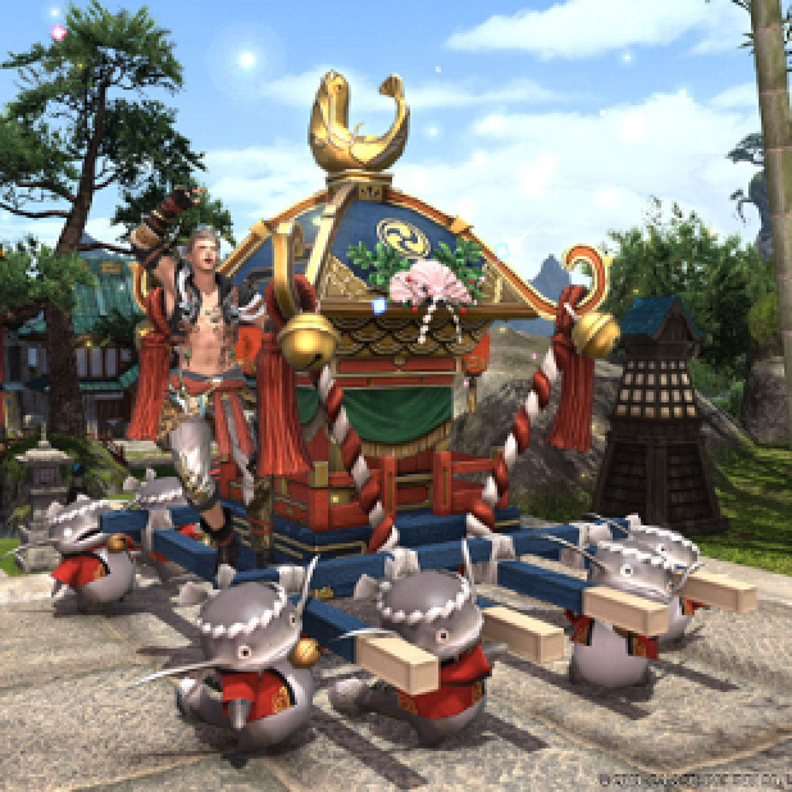 Final Fantasy XIV' 4 3 Patch Notes: Under the Moonlight