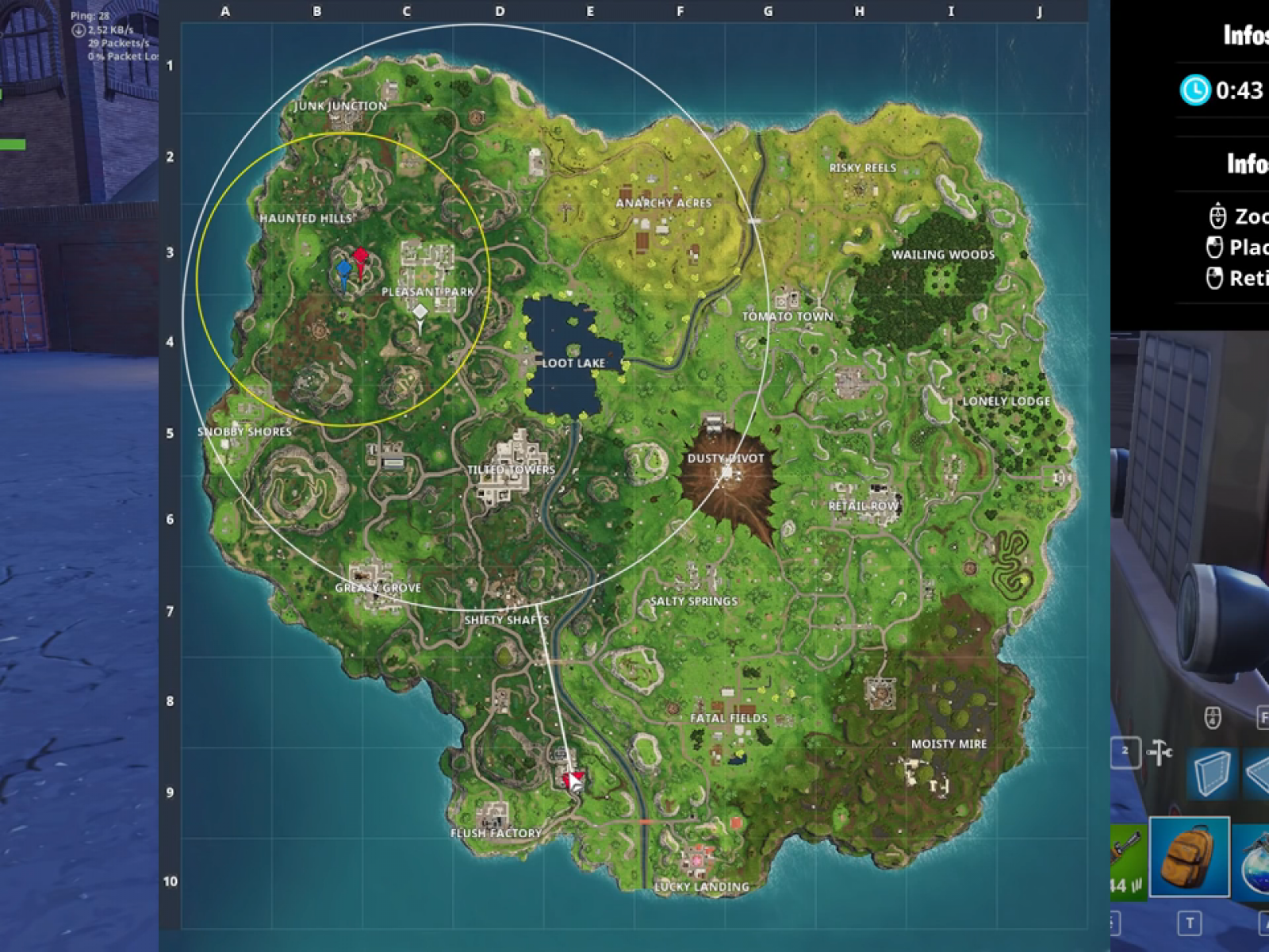 Fortnite' Jetpack Guide: How to Get One, What's up With Eye of the Storm