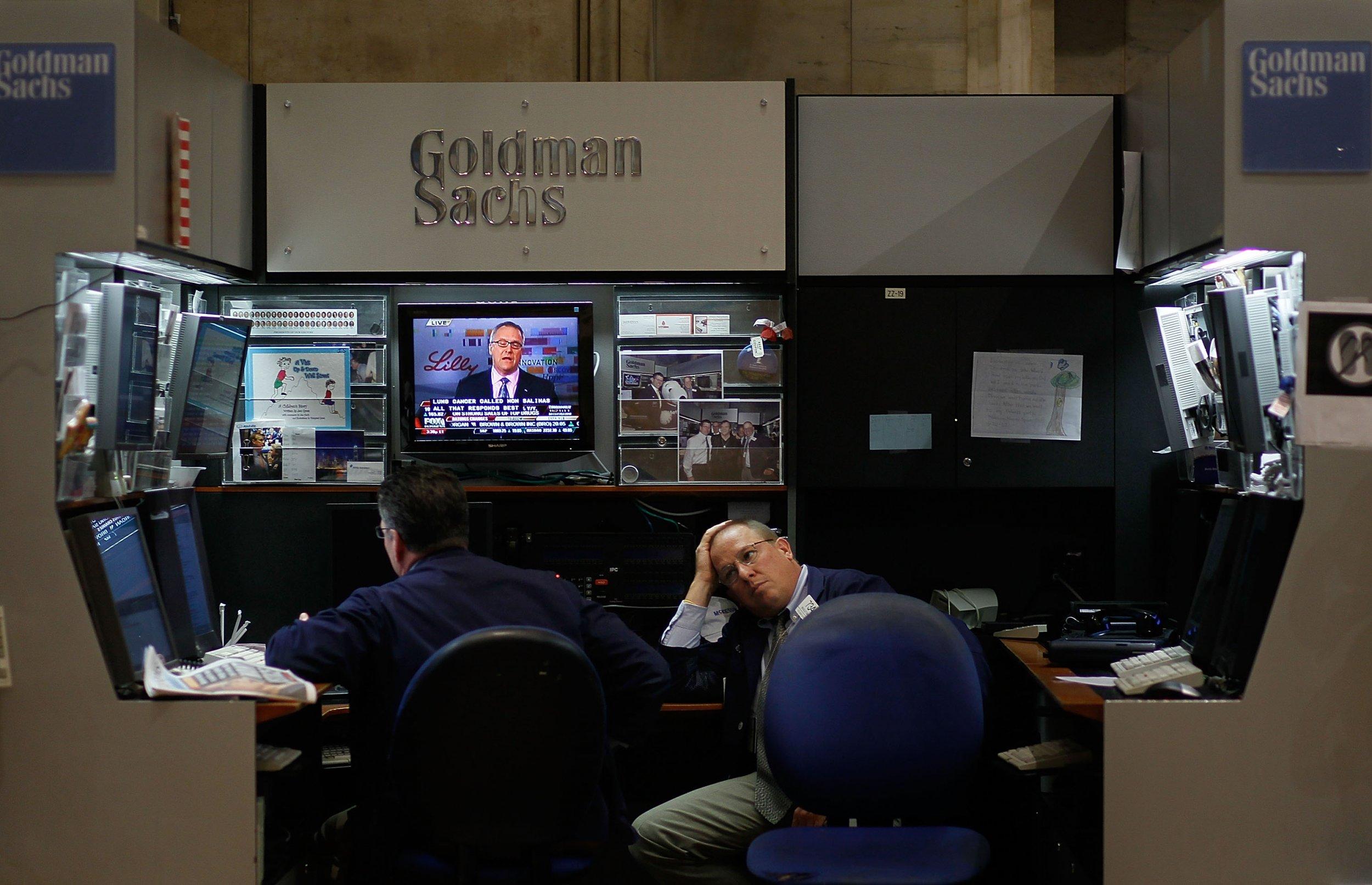 Goldman Sachs Chief Economist Warns U S  Fiscal Outlook Is