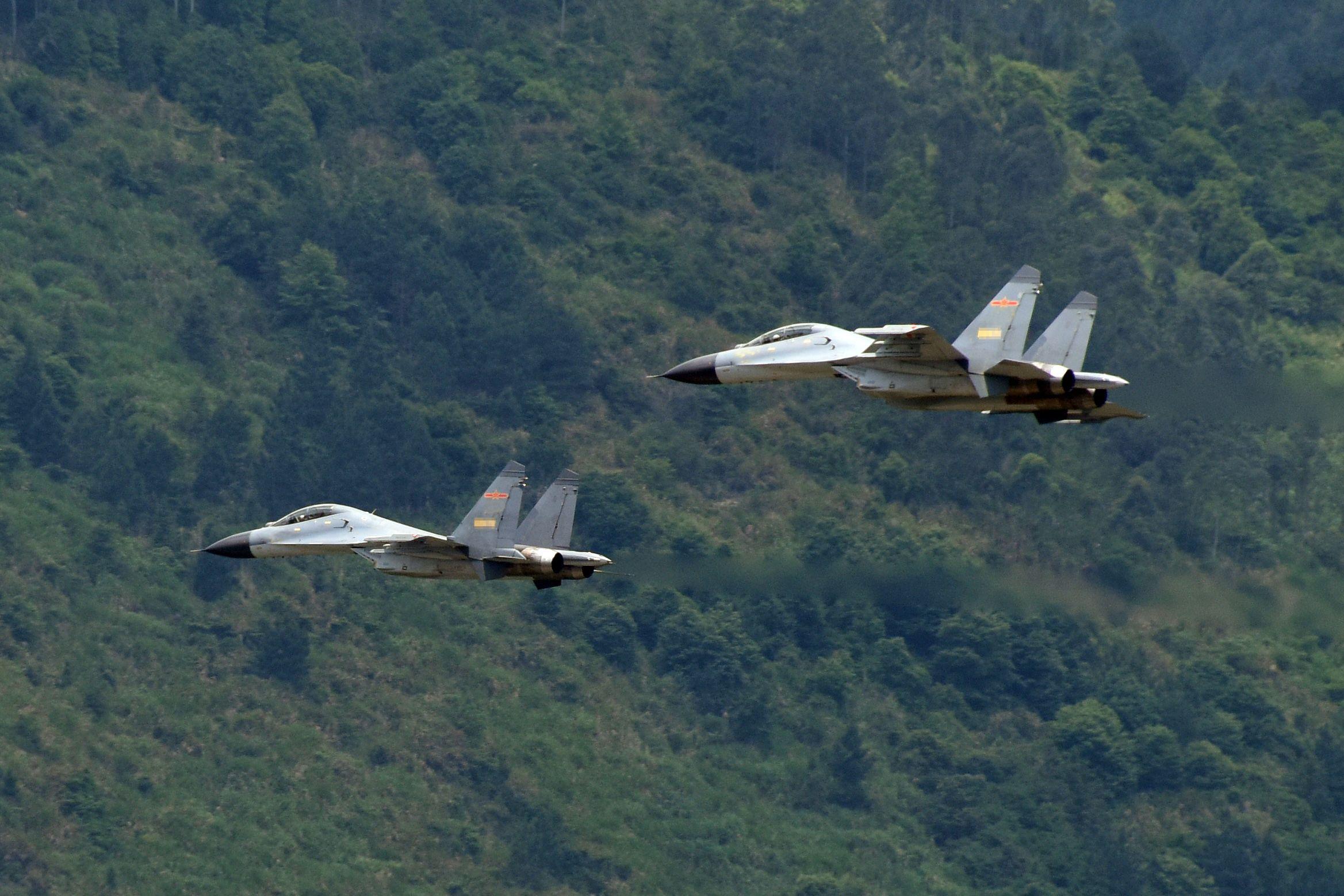 ChinaJ11fighterjets