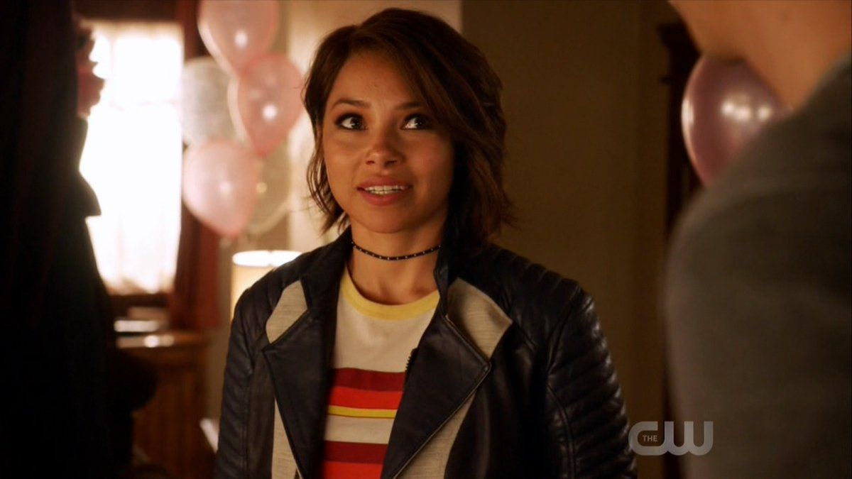 nora west allen the flash season 4 finale speedster