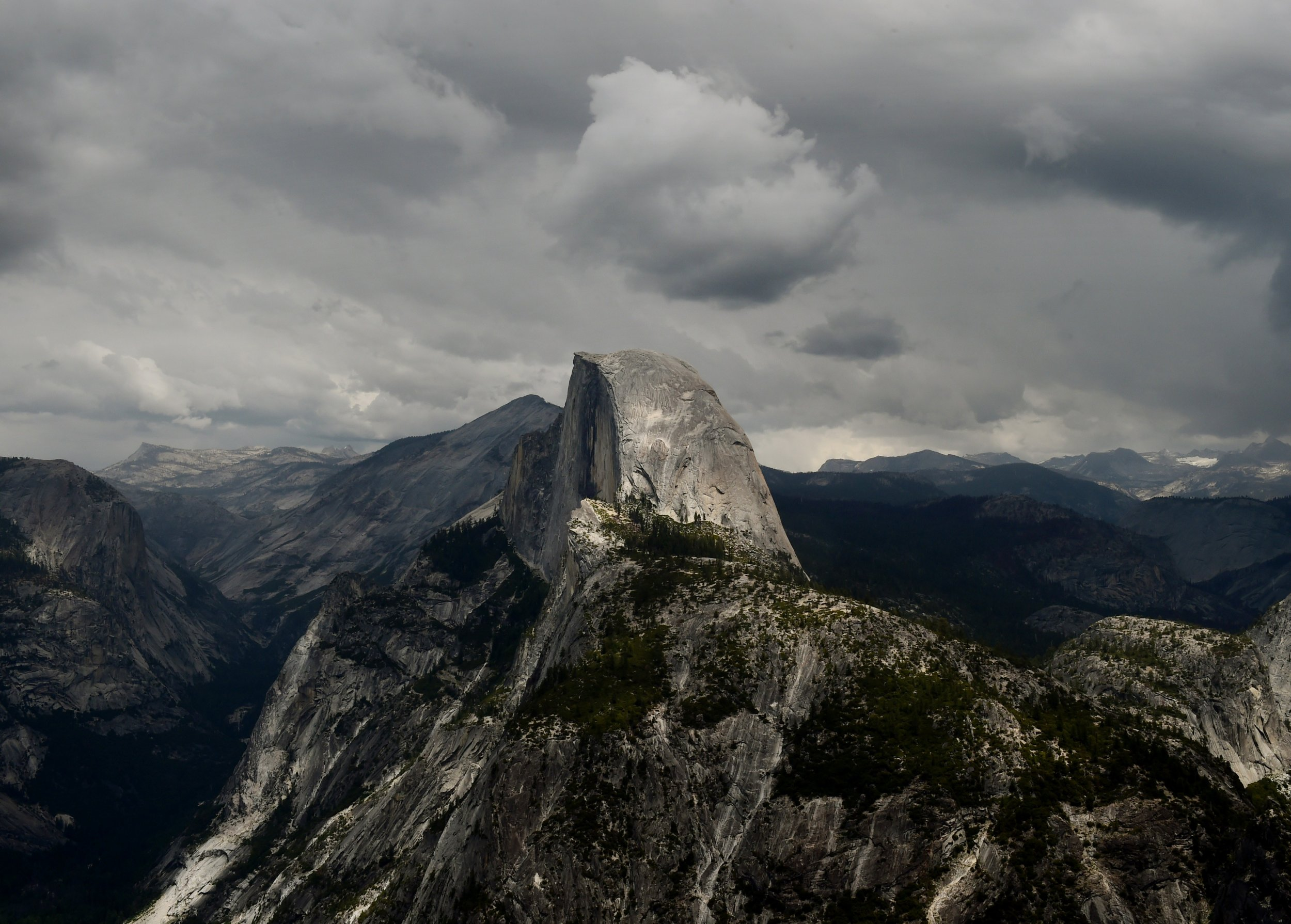 Yosemite Hiker Death: Man Falls From Half Dome Trail Cables