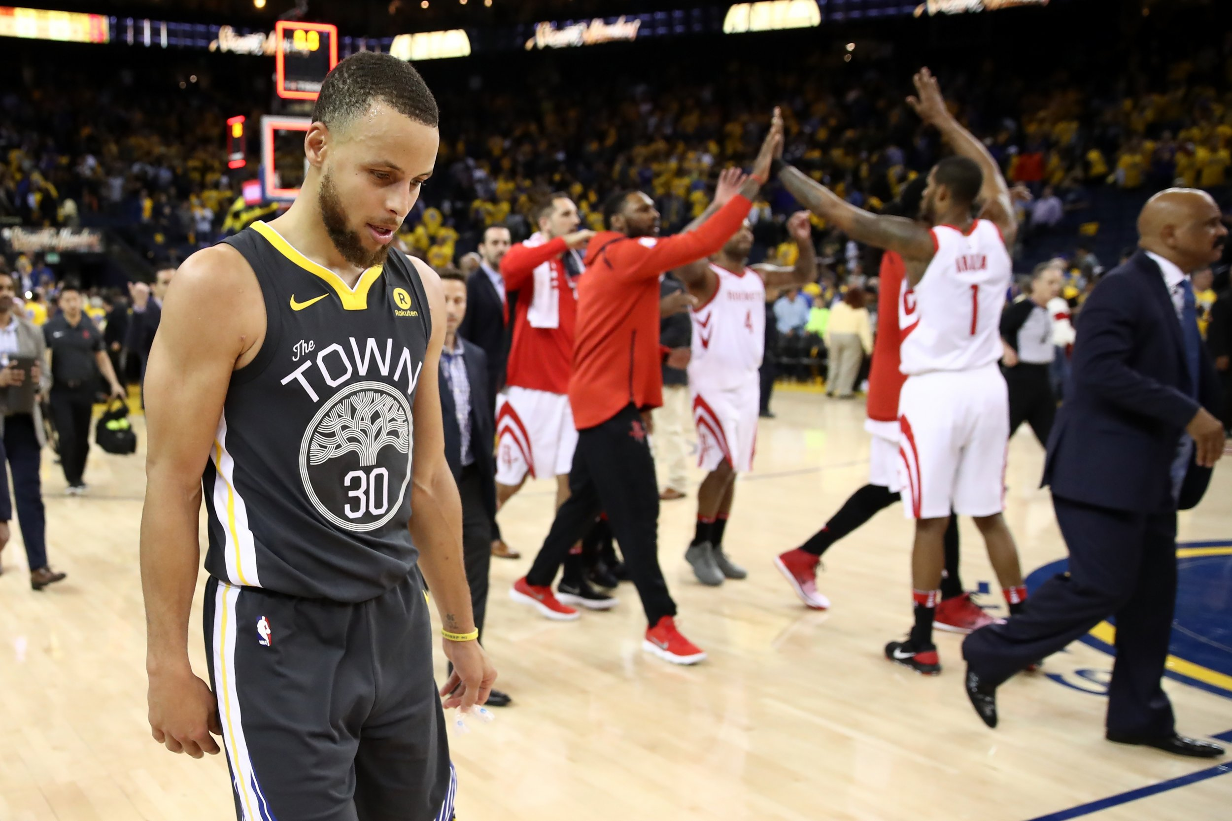 ESPN 'Detail' Curse: Steph Curry and the Warriors the Latest Victims of Kobe's Series