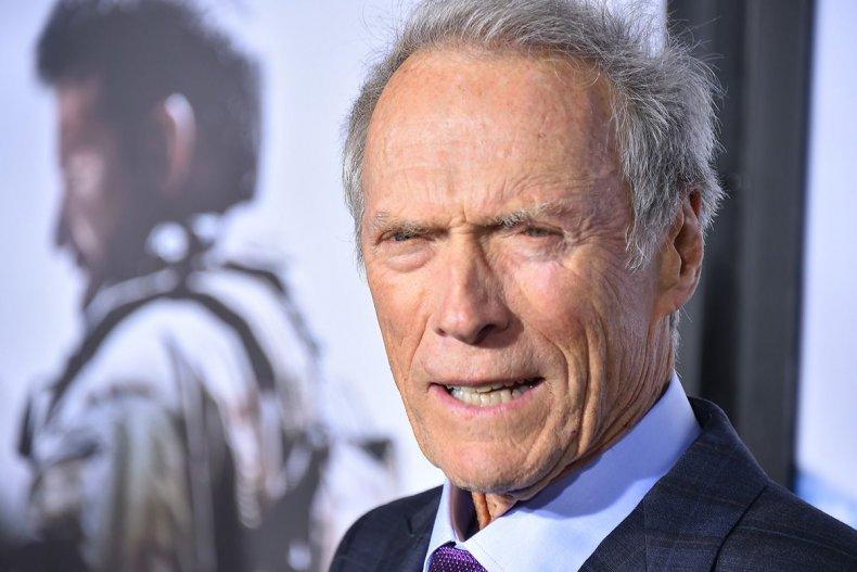 08 Clint Eastwood