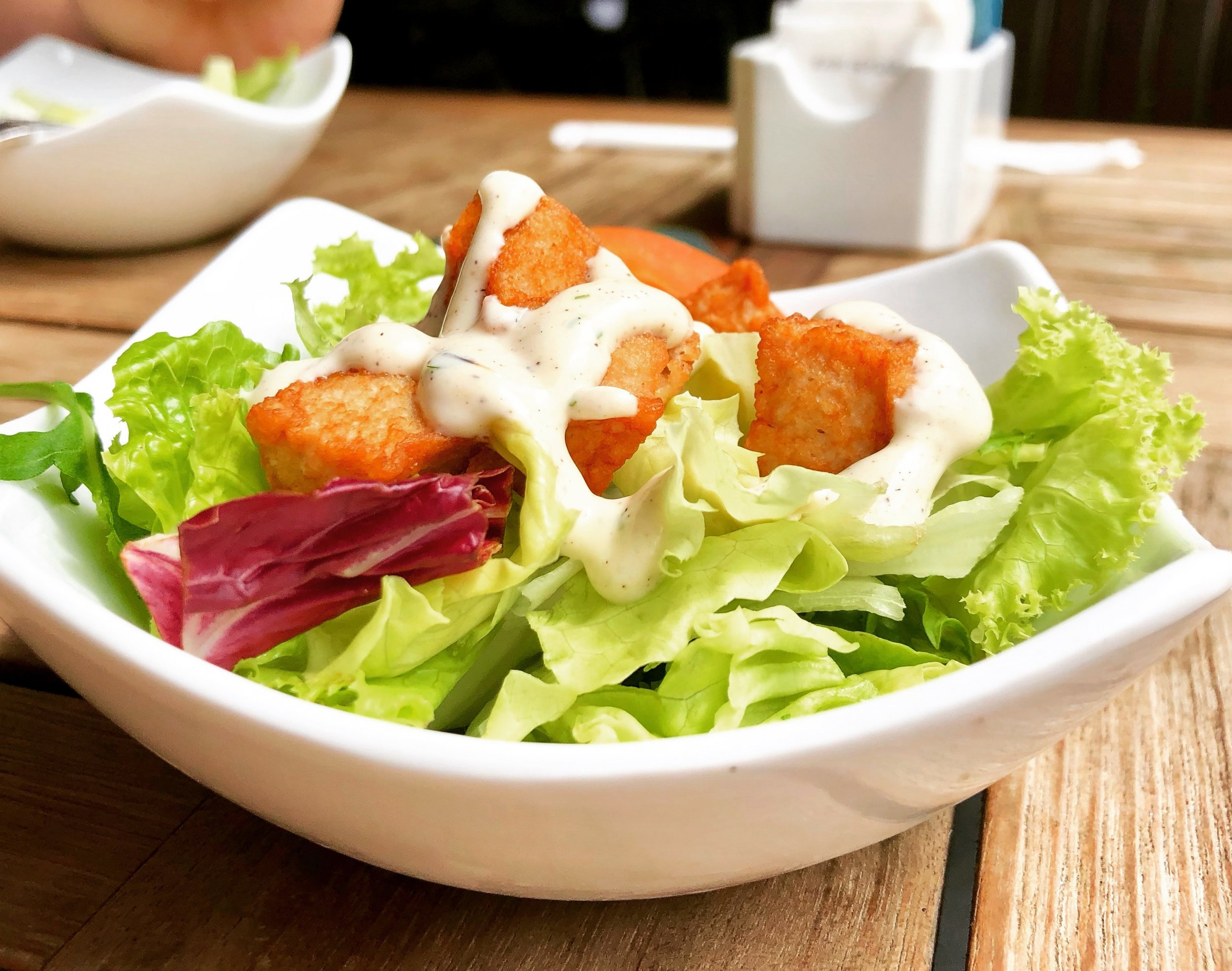Light Salad Dressing