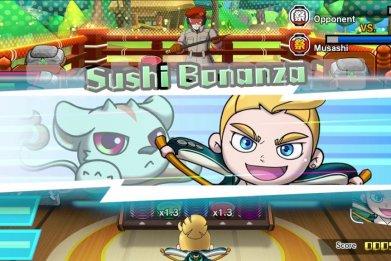 Sushi striker sprite abiliity