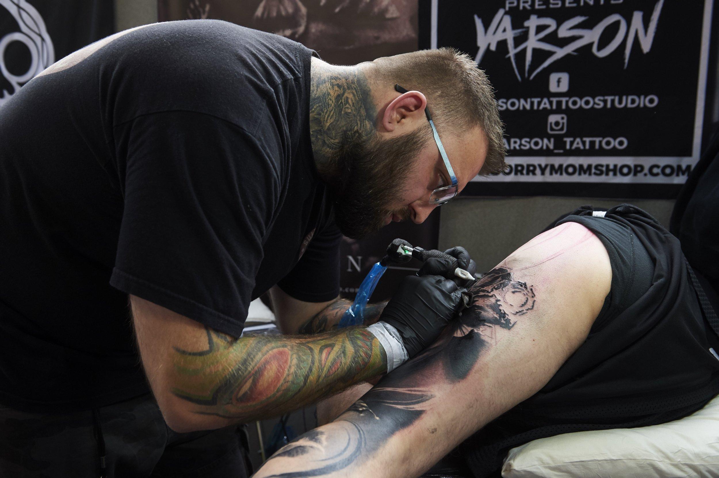 Tattoo popularity uk — photo 1