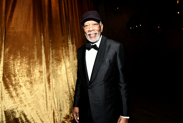 Morgan Freeman Accused of Harassment and Inappropriate Behavior by 8 People