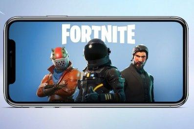 Fortnite mobile scam