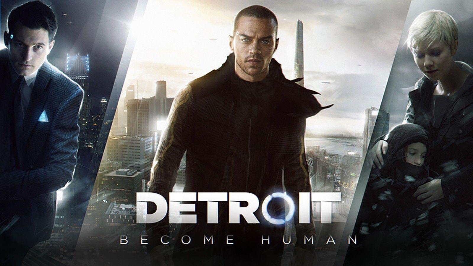 Detroit Become Human Desktop Wallpaper: 'Detroit: Become Human' Download Time: When Can You Start