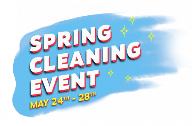 steam-spring-cleaning-event