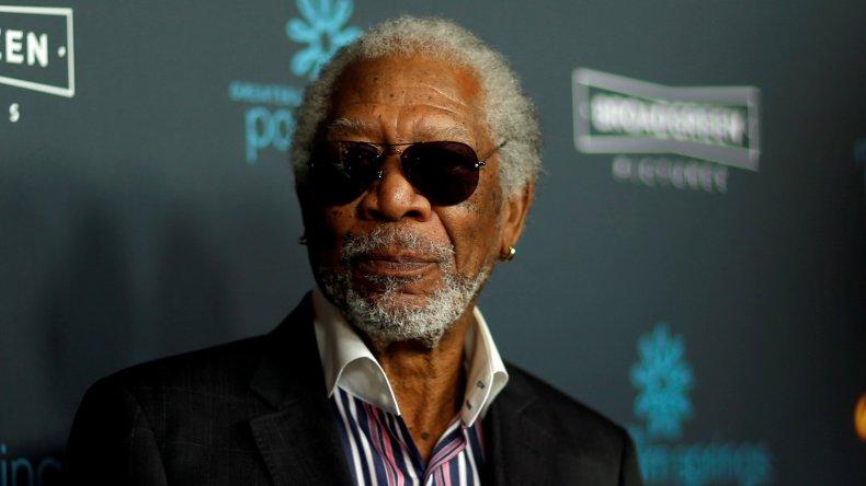 Morgan Freeman pic