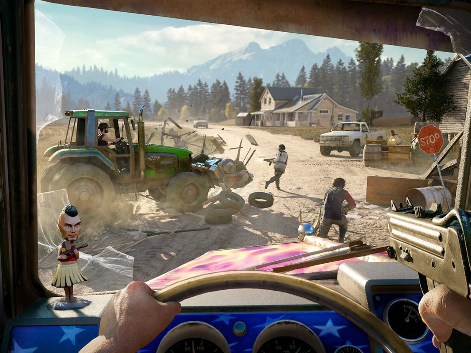 Far Cry 5 1 06 Update Patch Notes Reveal New Outfits Available Including Pagan Min