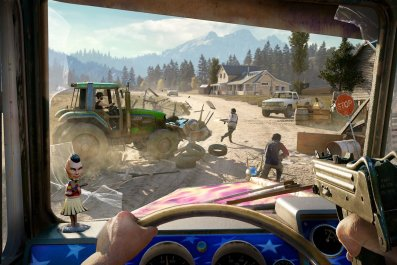 far cry 5, 1.06, update, patch notes, new outfits, pagan min, joseph, faith