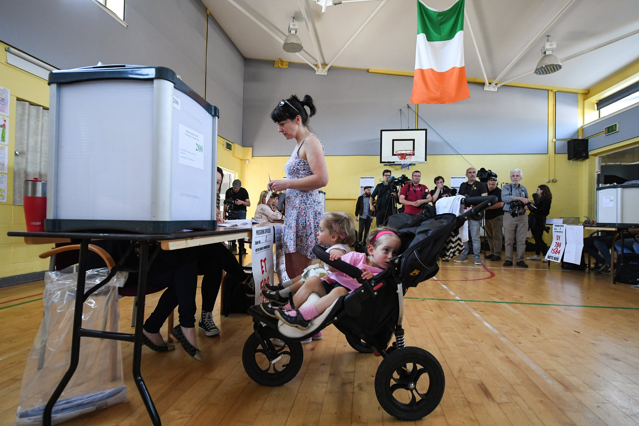 Where is Abortion Legal? Ireland Votes to Repeal Eighth ...