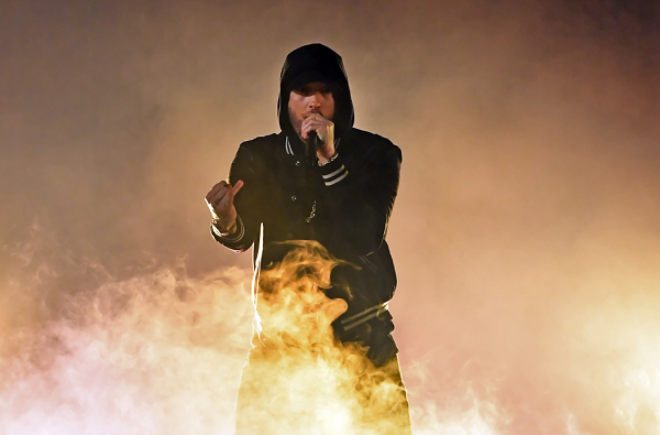 Eminem Stirs Up Nicki Minaj Dating Rumors