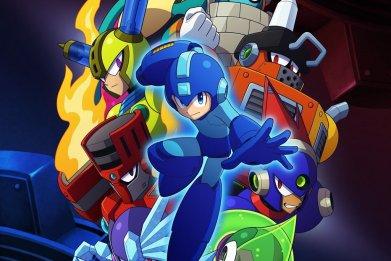 Mega Man 11_KeyArt