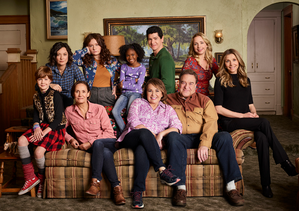 'Roseanne' Canceled by ABC