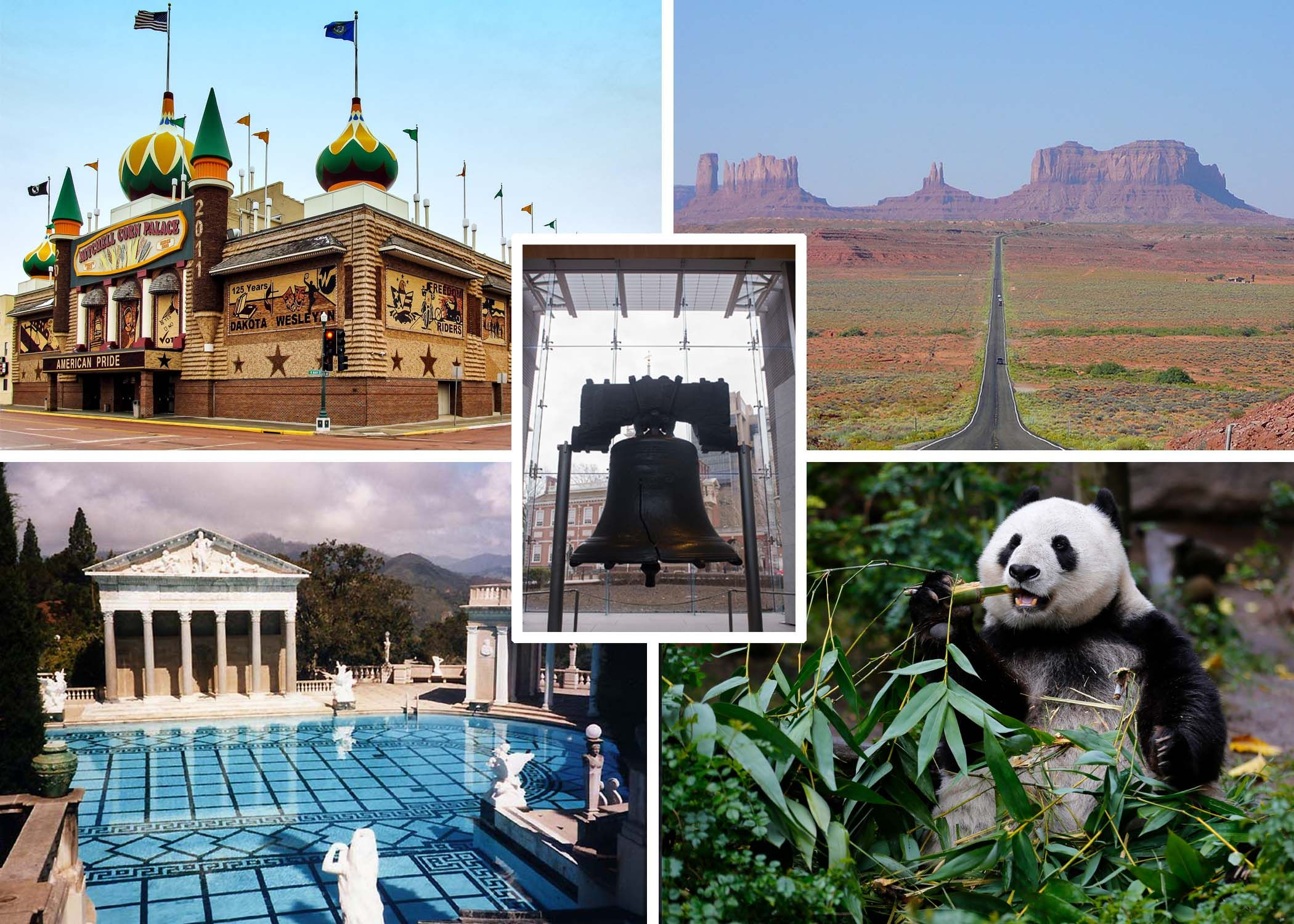Summer Vacation 2018 Ideas: 50 Must Visit U.S. Travel Destinations