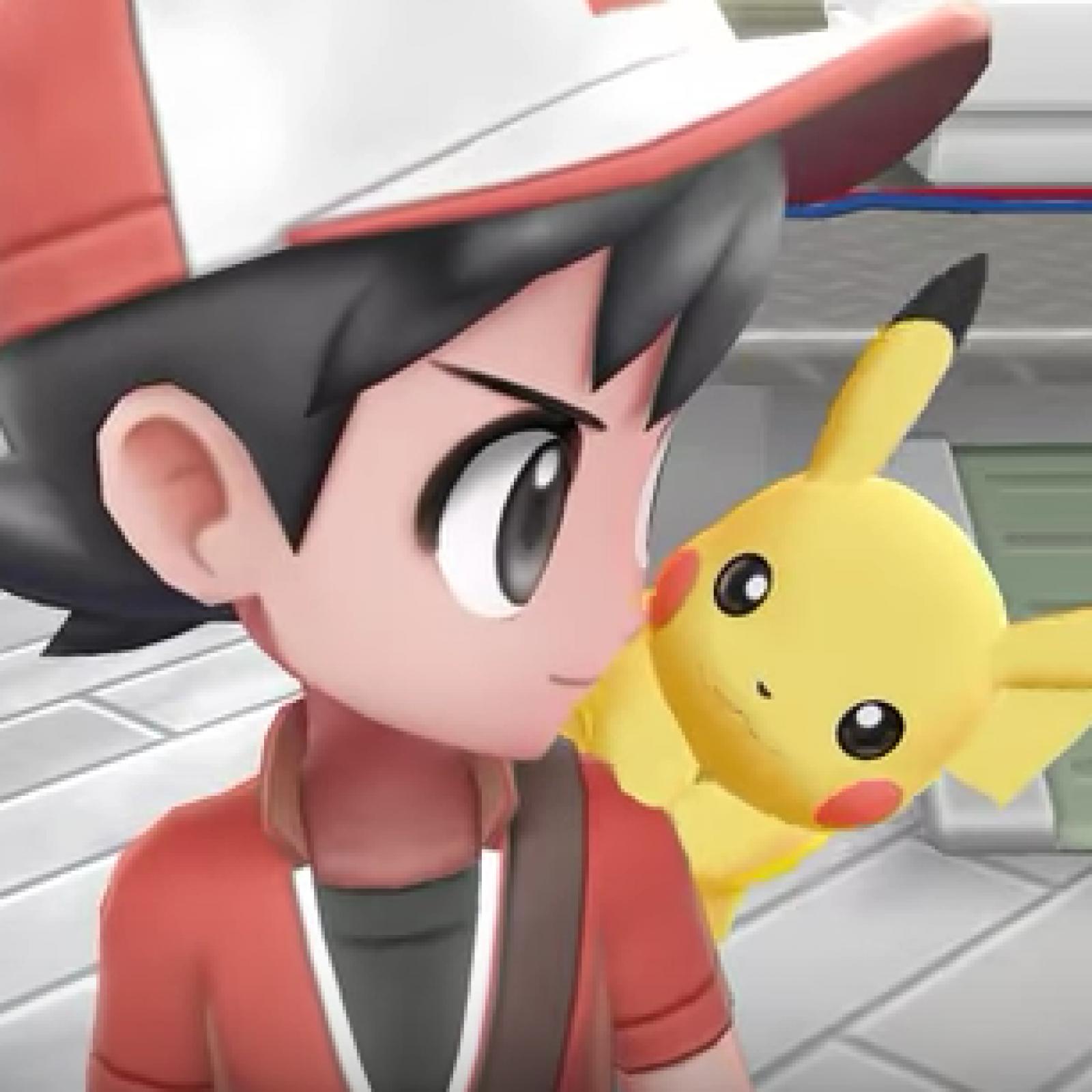 Pokémon Let's Go Pikachu and Eevee' Mega Evolution Confirmed