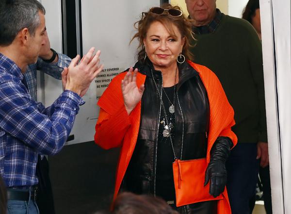 Roseanne Barr Calls Out Cast Mates After ABC Cancels Show