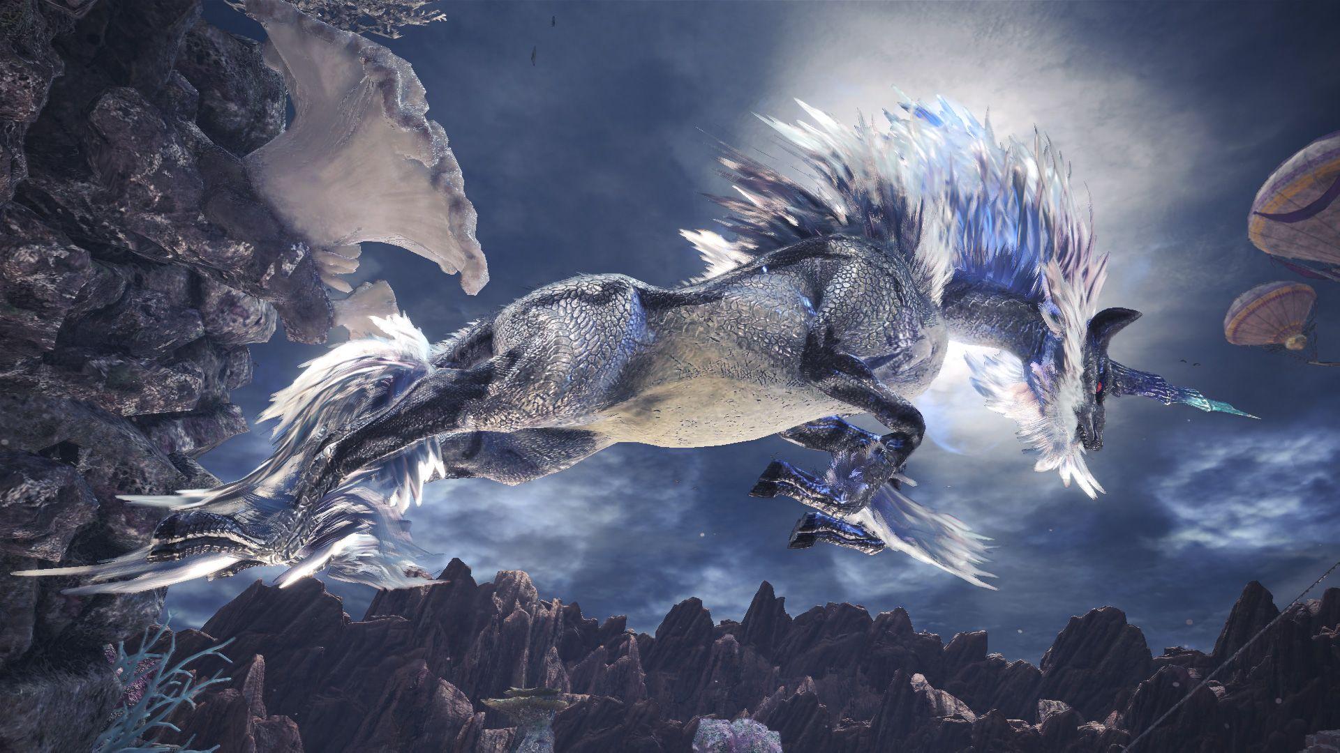 Monster Hunter World Lunastra Update Start Time And Everything