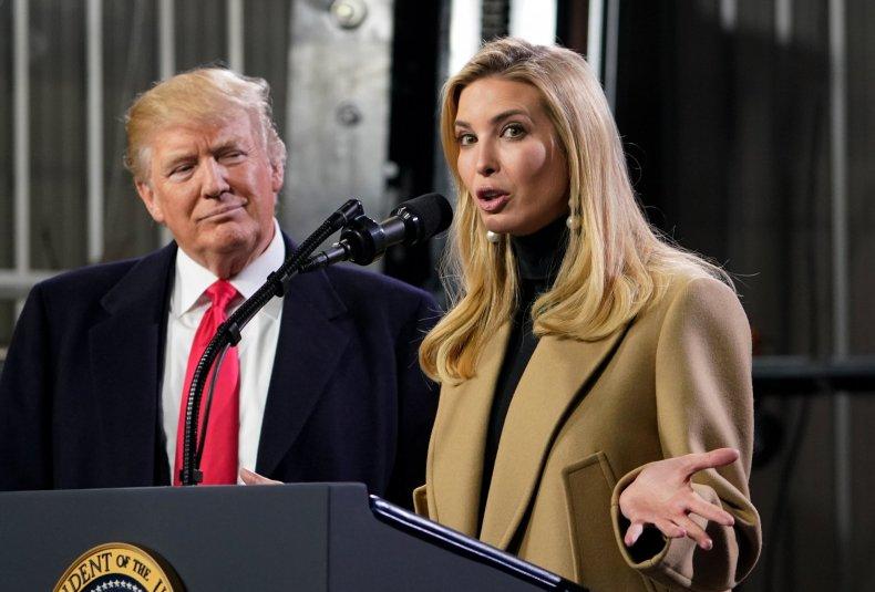Ivanka Trump Donald