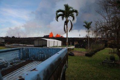 lava flow leilani estates