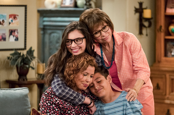Netflix Shades 'Roseanne' And ABC: Watch 'One Day at a Time' 'If You're Suddenly Looking For' A Family Show