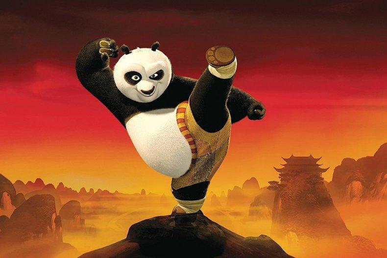18 Kung Fu Panda