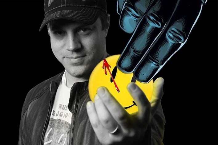 Geoff Johns doomsay clock gary frank interview superman theory