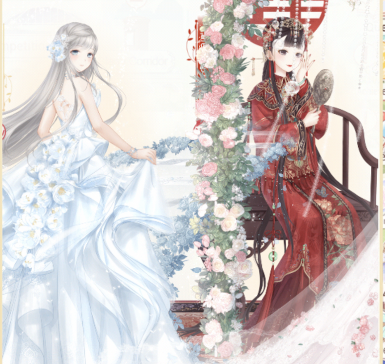 love, nikki, happiness, event, guide, tips, wedding, dream, love, suits, stage, battles,  mori, girl, best, outfit, dream, wedding, farewell boudoir, oath rings, cost