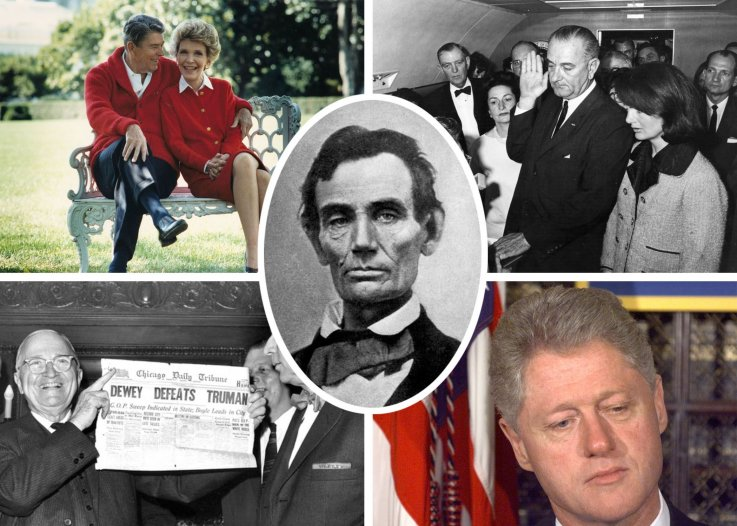 50 Strange Facts About U.S. Presidents