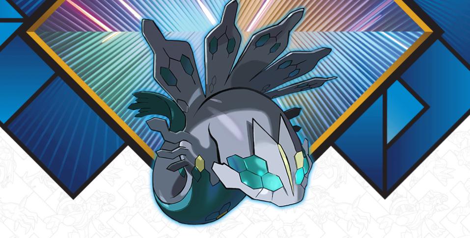 shiny zygarde pokemon