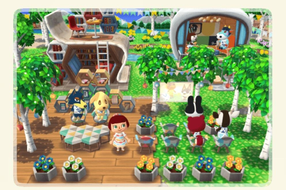 Animal Crossing Pocket Camp Digby S Artful Retreat Event