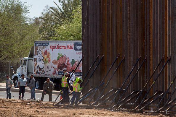 San Diego Border Wall Will Include Anti Climbing Plate