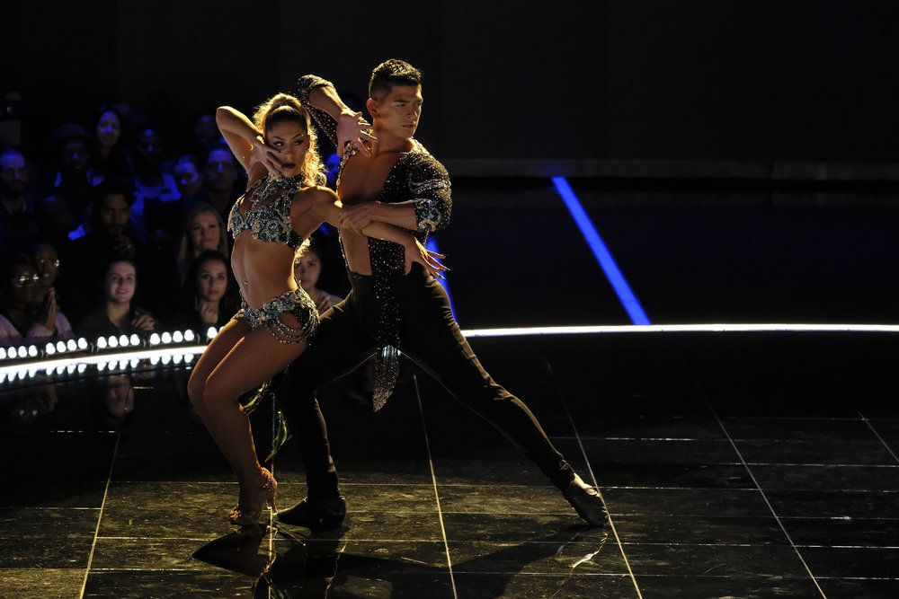 world of dance Season 2, episode 2, recap, results, Karen y Ricardo, who made it won, qualifiers night 2 tonight salsa dancers