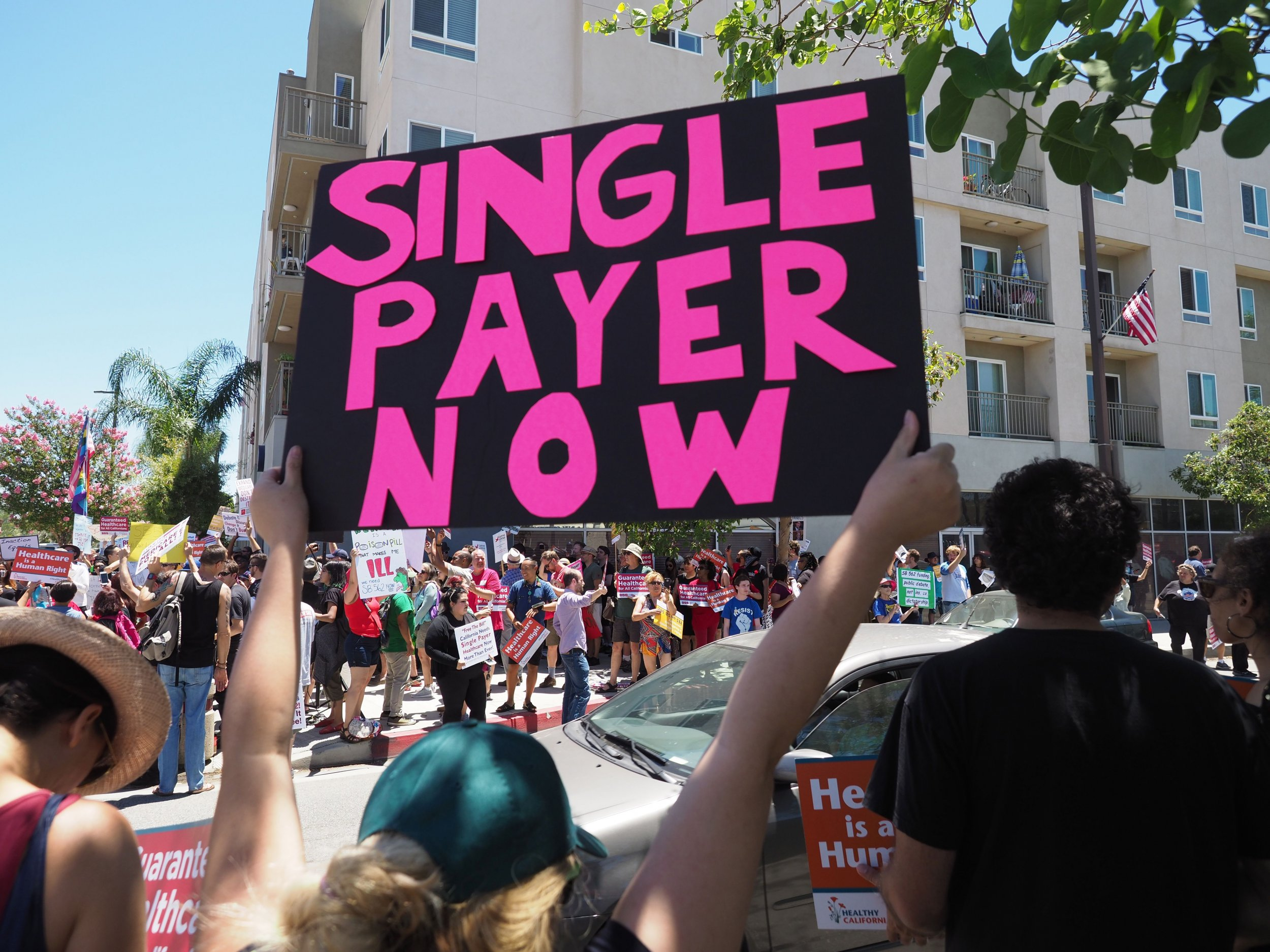 single-payer-California