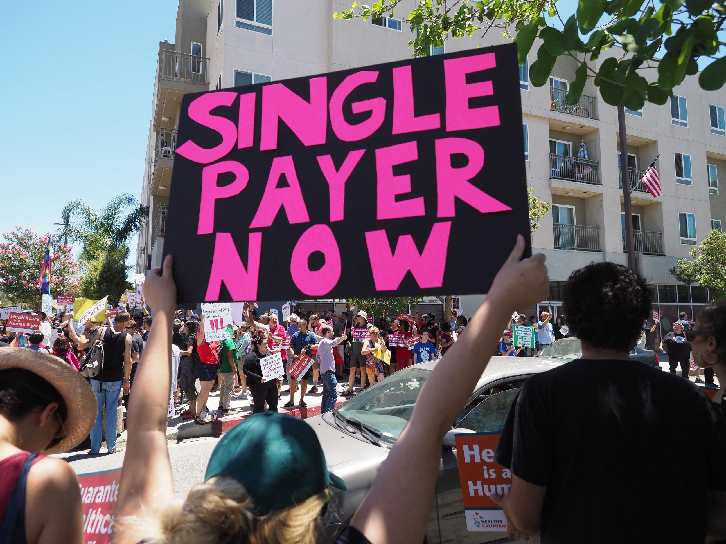 single-payer-California