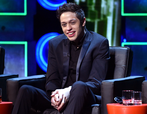 Pete Davidson Can't Stop Gushing Over Ariana Grande