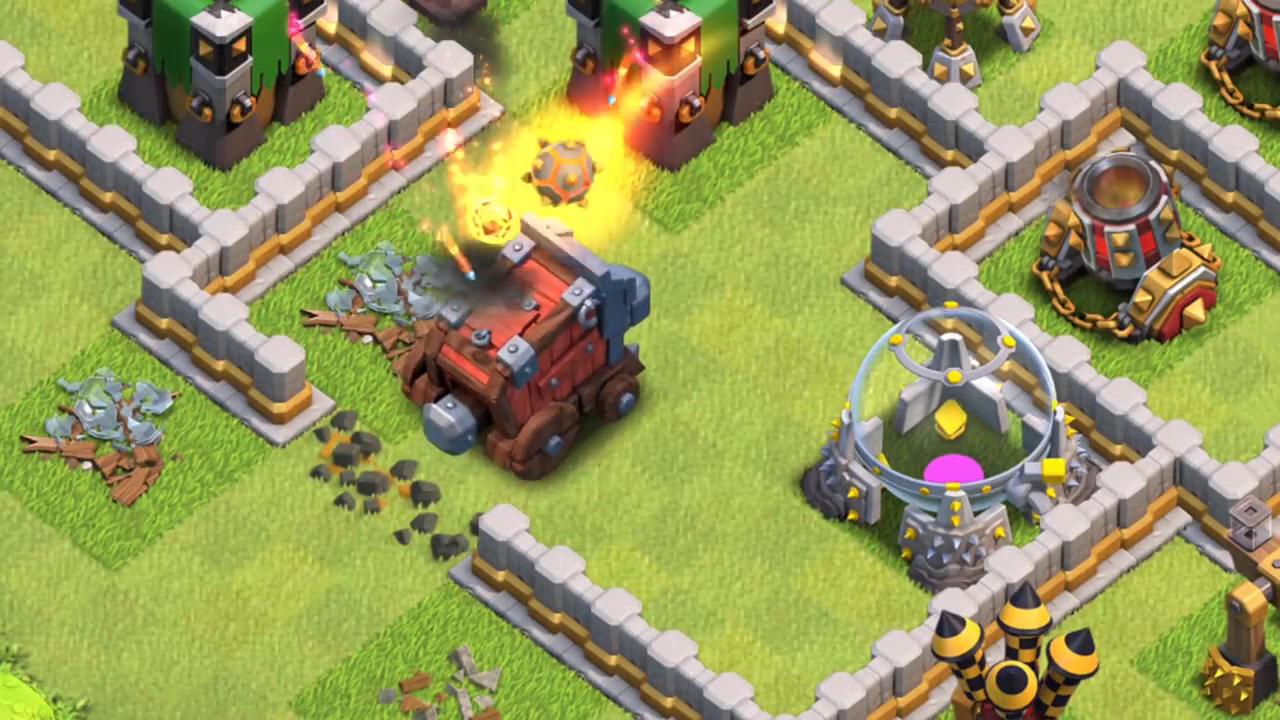 Clash Of Clans Town Hall 12 Sneak Peek Reveals Siege Machines