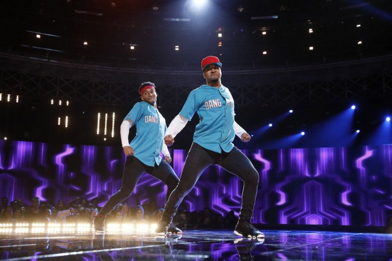 world of dance BDash and Konkrete dancers season 2 episode 13 recap the cut who was eliminated cut stays krumping division finals 2018