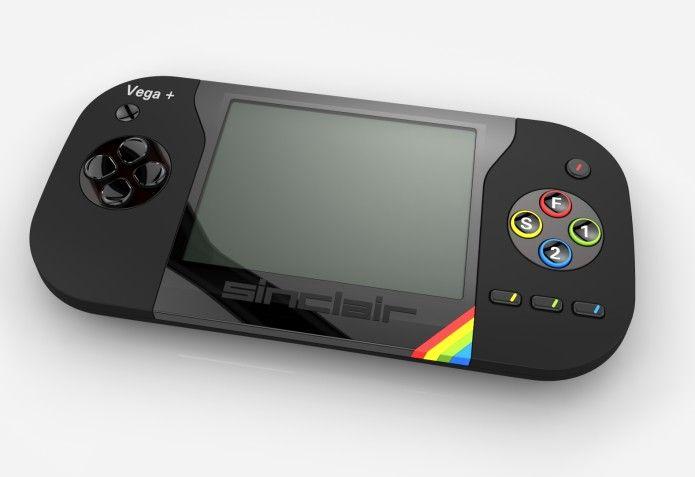 Sinclair Spectrum Vega+