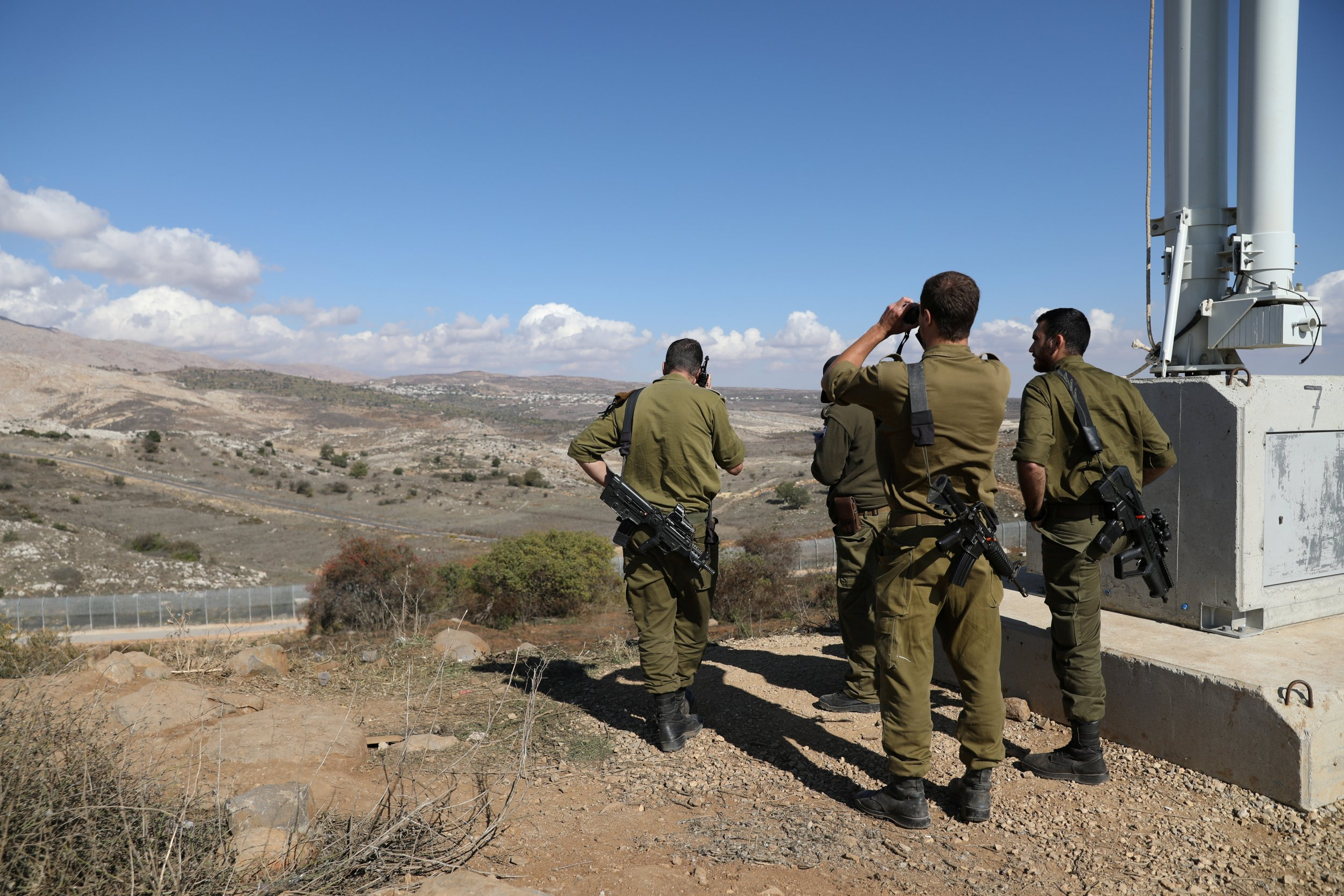 How Does Israel's Military Compare to Iran?