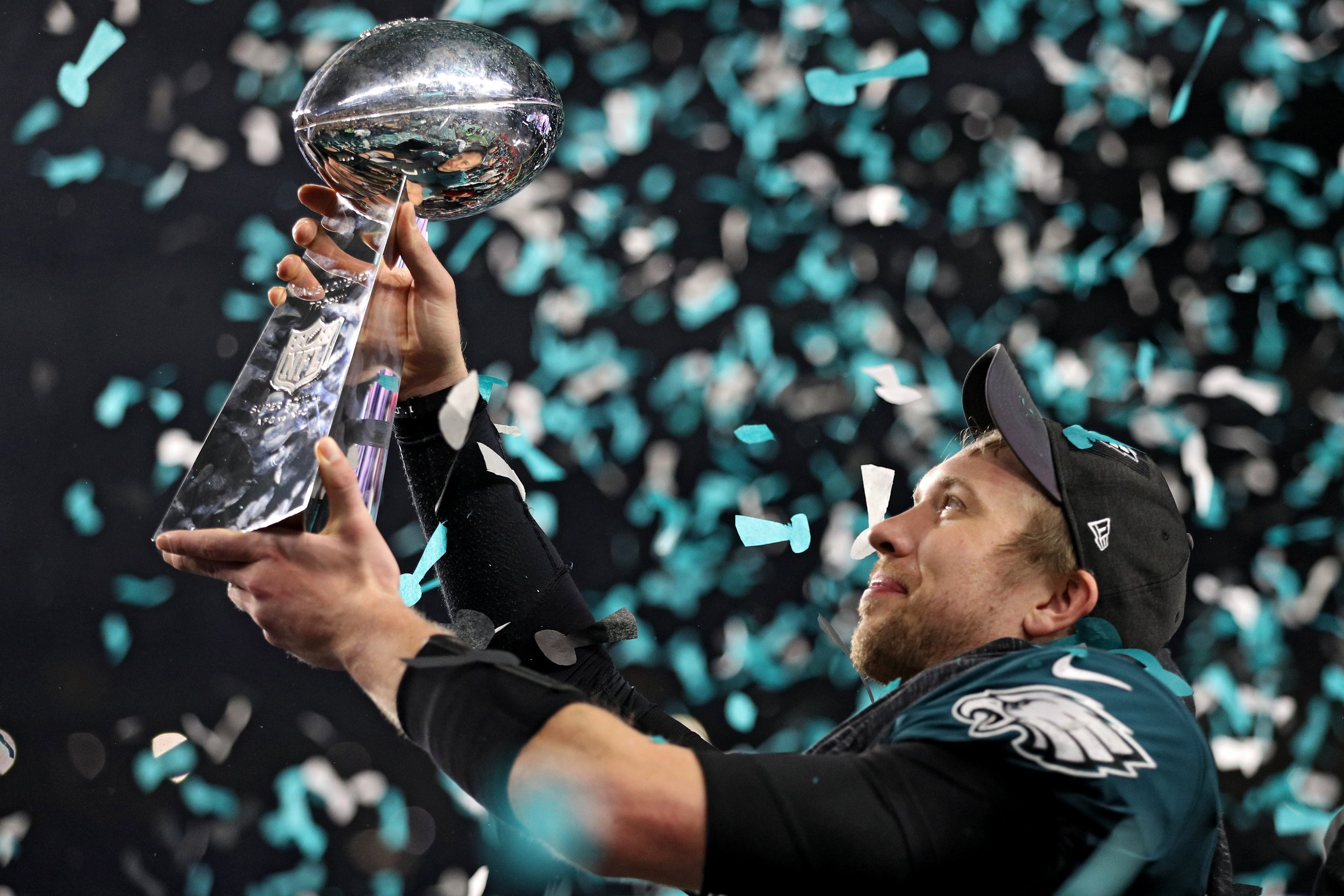 watch bd3ea d3cd1 Nick Foles Possibly Only Eagles Player Willing to Visit ...
