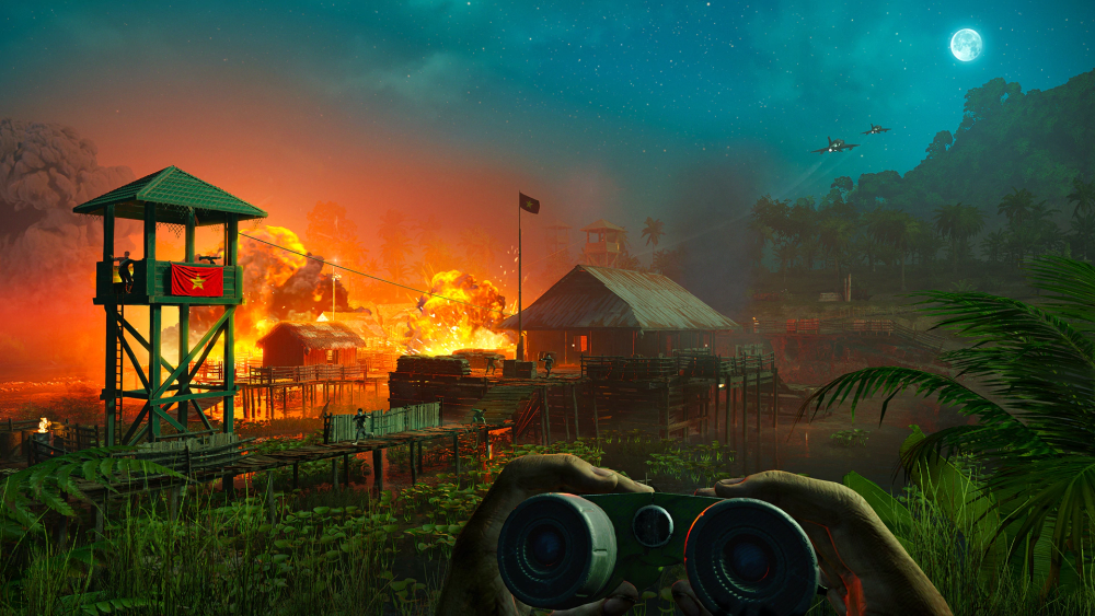 Far Cry 5 Hours Of Darkness Dlc Review Permadeath Comes To Far Cry