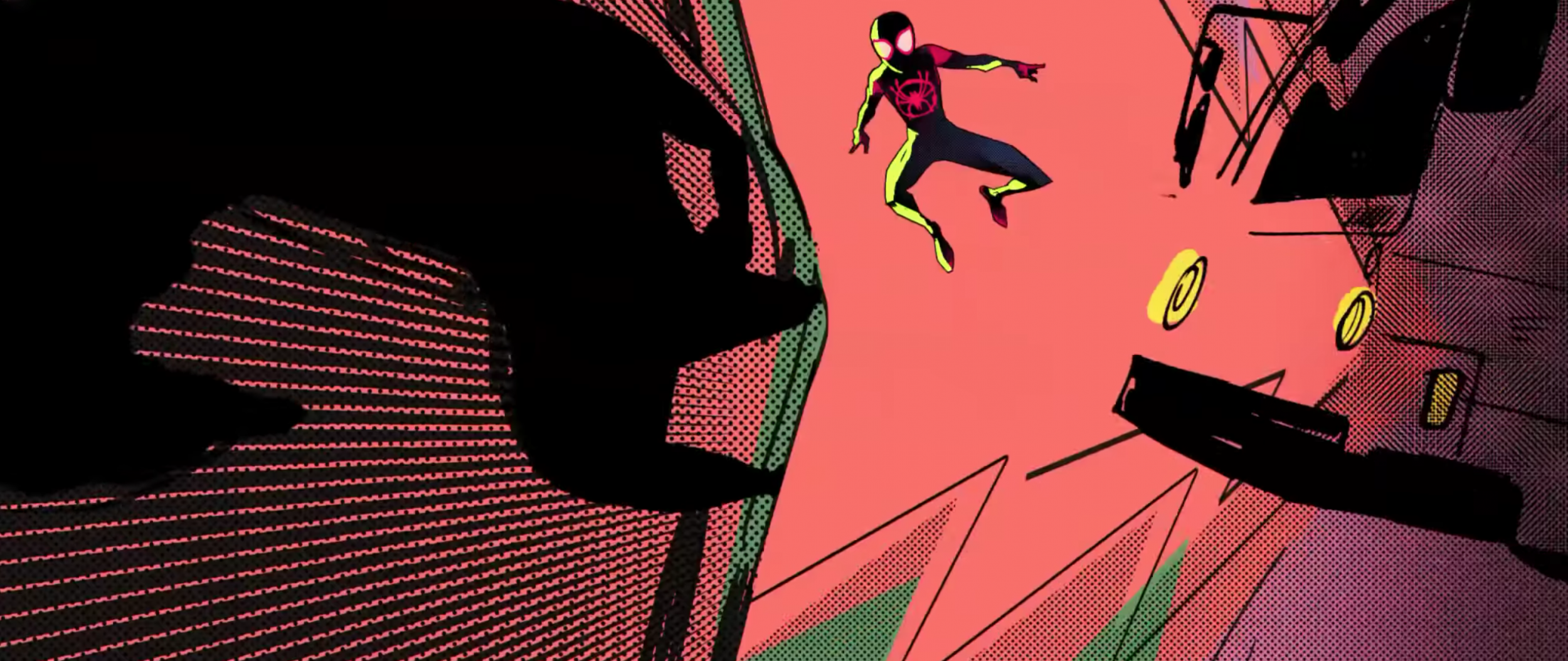 164af721c9f9 New  Spider-Man  Into The Spider-Verse  Trailer Debuts Three ...